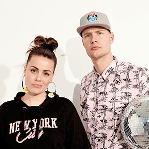HipSomHap optræder på BørnefestiBAL 2018