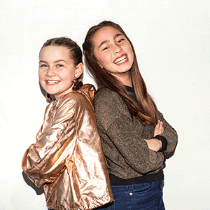 Merle & Kamille optræder på BørnefestiBAL 2018