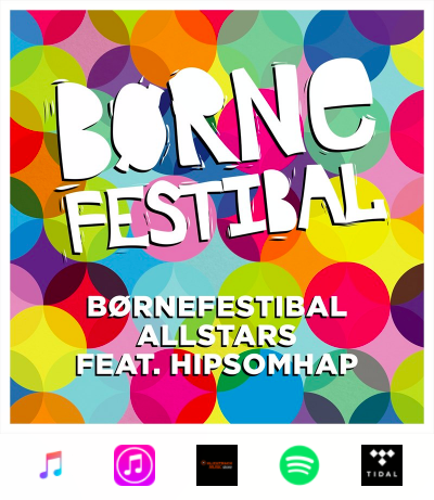 Lyt til BørnefestiBAL Allstars Feat. HipSomHap