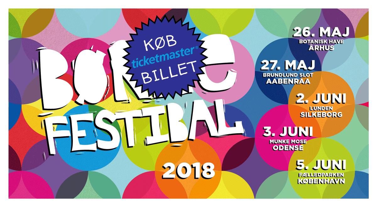 Køb din billet til BørnefestiBAL 2018 hos Ticketmaster