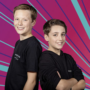 Albert & Tobias optræder på BørnefestiBAL 2018