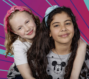 Thea og Rita optræder til BørnefestiBAL 2018